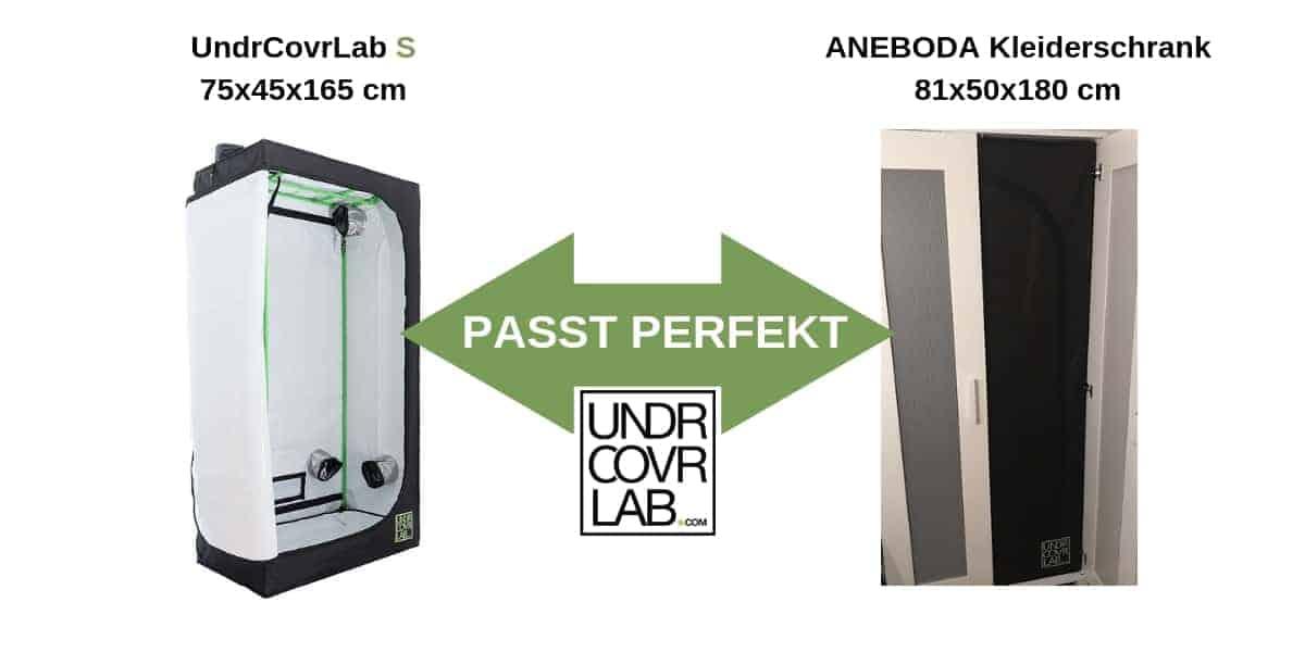 IKEA Grow - Aneboda - UndrCovrLab S