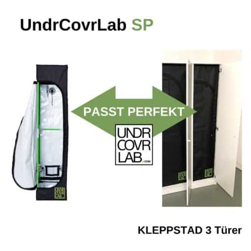UndrCovrLab SP - Stealth Grow IKEA Kleppstad