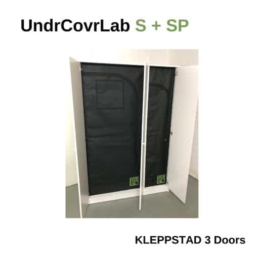 Stealth Grow Cabin UndrCovrLab S and SP